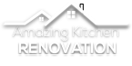 Amazing Kitchen Renovation Logo